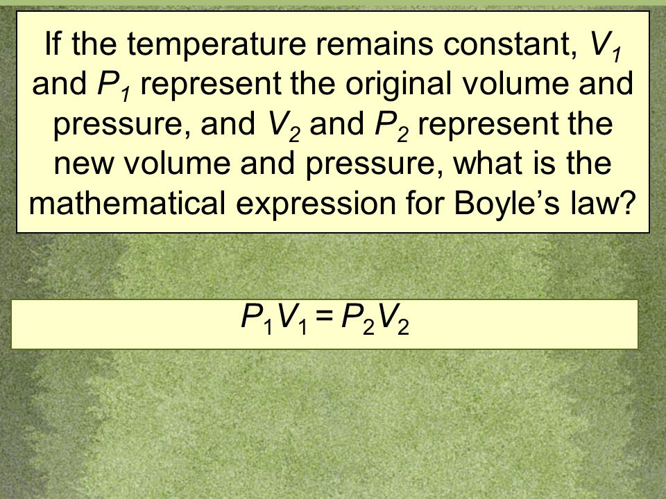 Knowing the mass and volume of a gas at STP allows one to calculate the molar mass of the gas