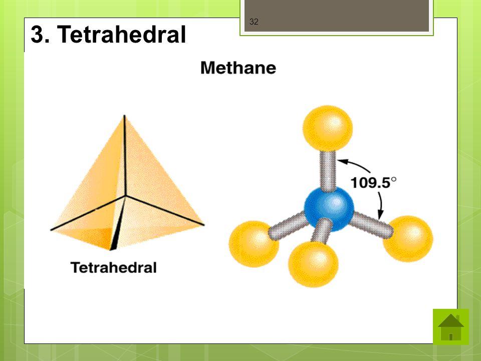 32 3. Tetrahedral