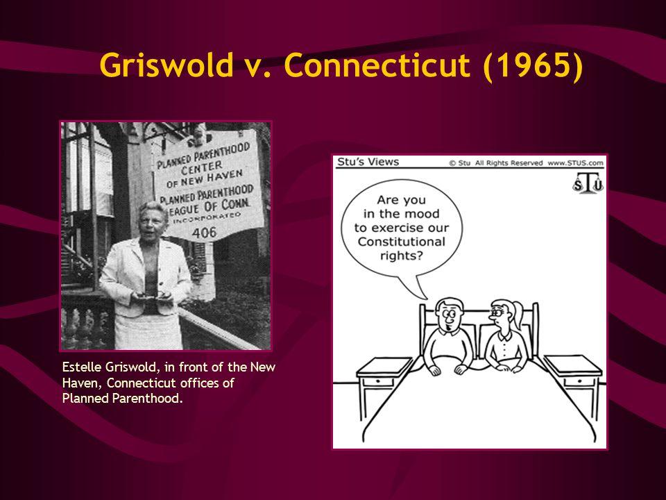 Griswold v.