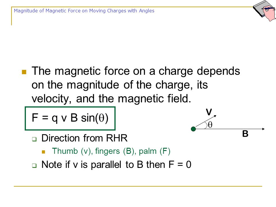 What is the direction of the magnetic field in region 2.