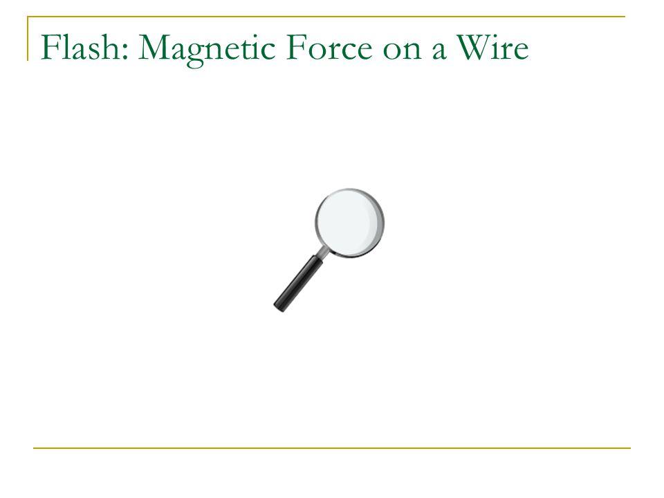 Flash: Electromagnetism