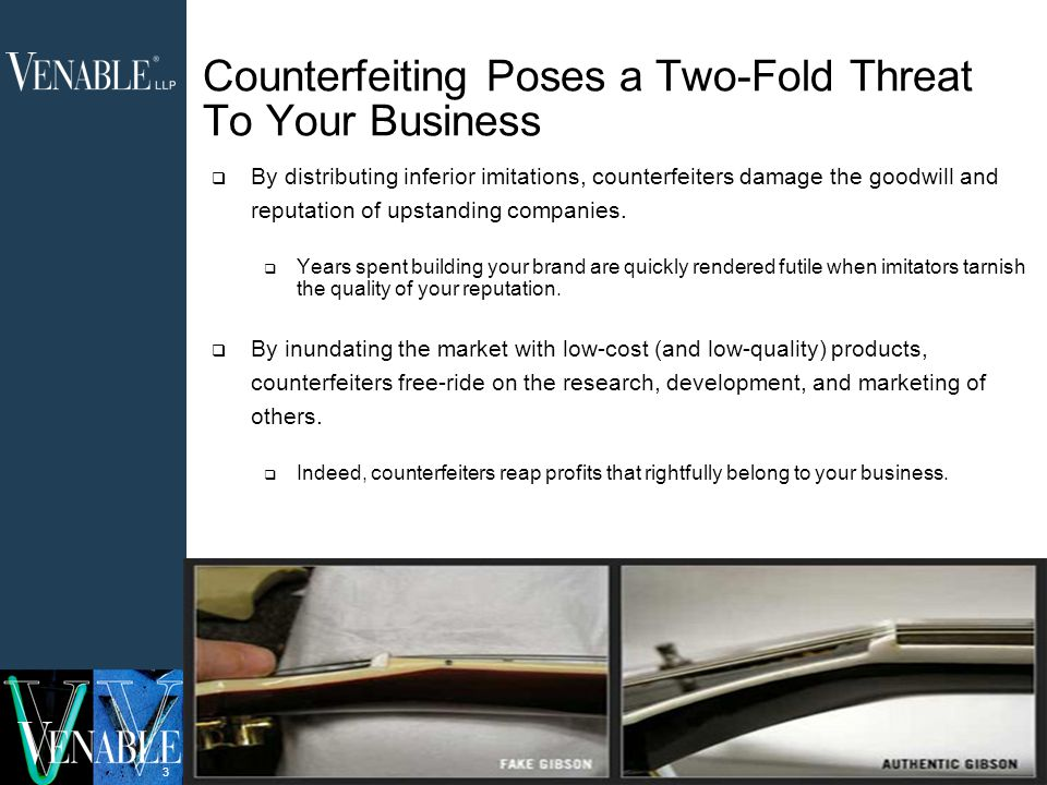 4 Counterfeiting Statistics  In fiscal year 2010 U.S.