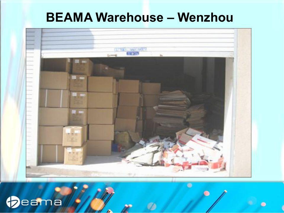 BEAMA Warehouse – Wenzhou