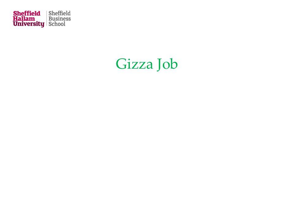 Gizza Job