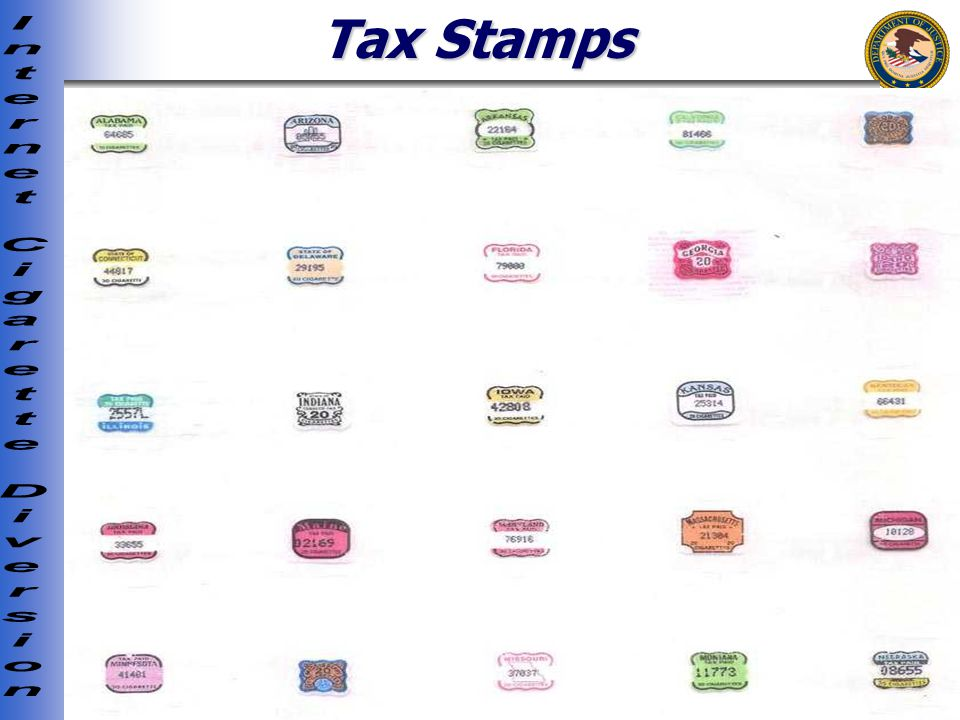 Tax Stamps