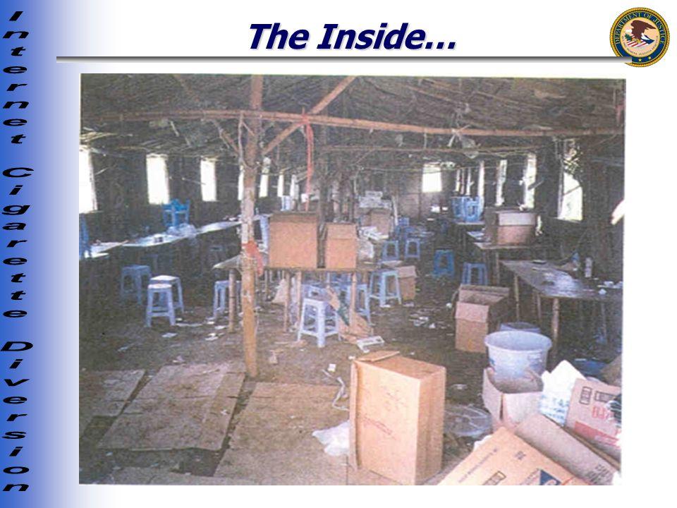 The Inside…