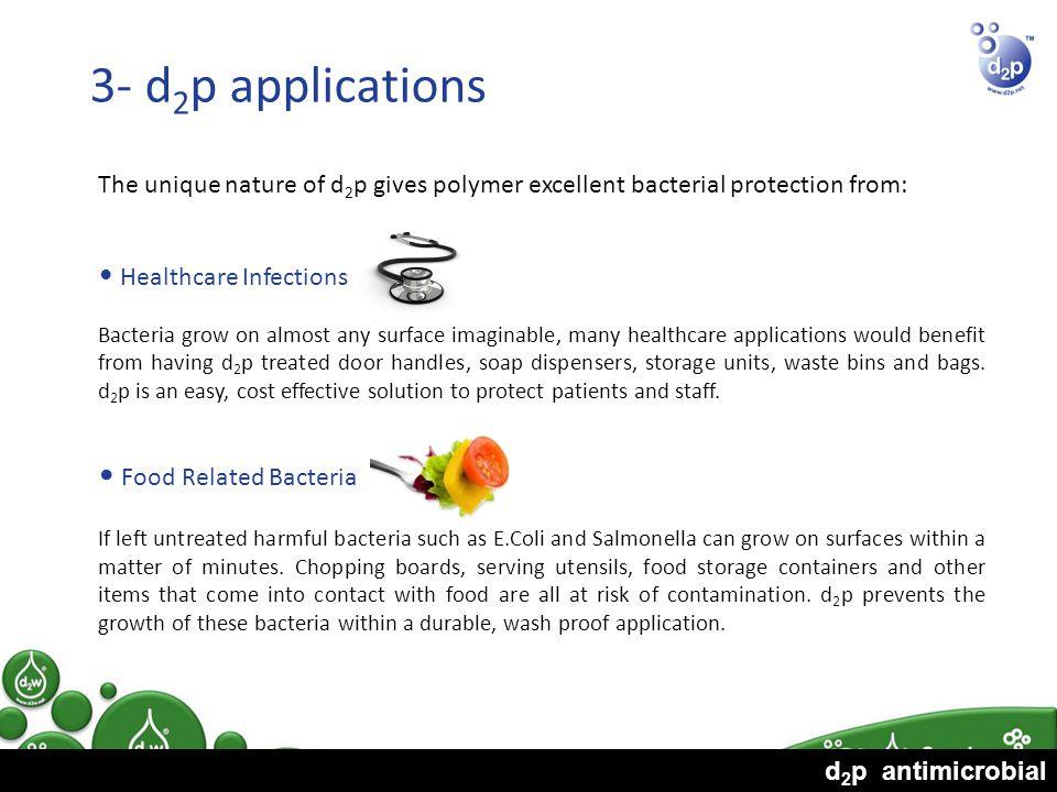 FOR FURTHER INFORMATION WWW.d2w.NET WWW.BIODEG.ORG dc@d2w.NET 38