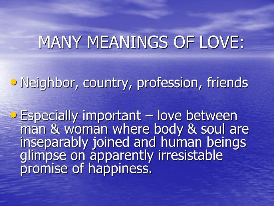 MARY Woman of Hope Woman of Hope Woman of Faith Woman of Faith Woman of Love Woman of Love