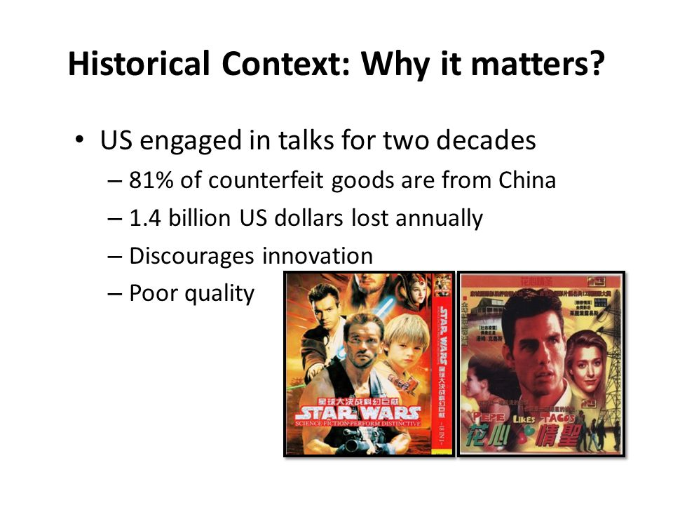 Historical Context: Why it matters.
