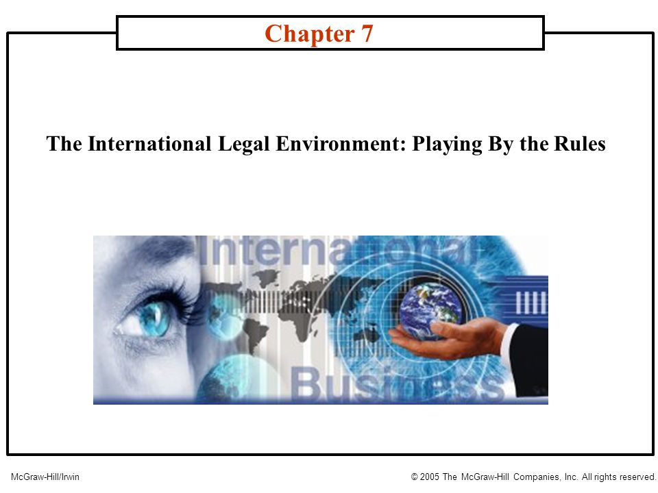 Chapter Learning Objectives 1.The four heritages of today's legal systems 2.