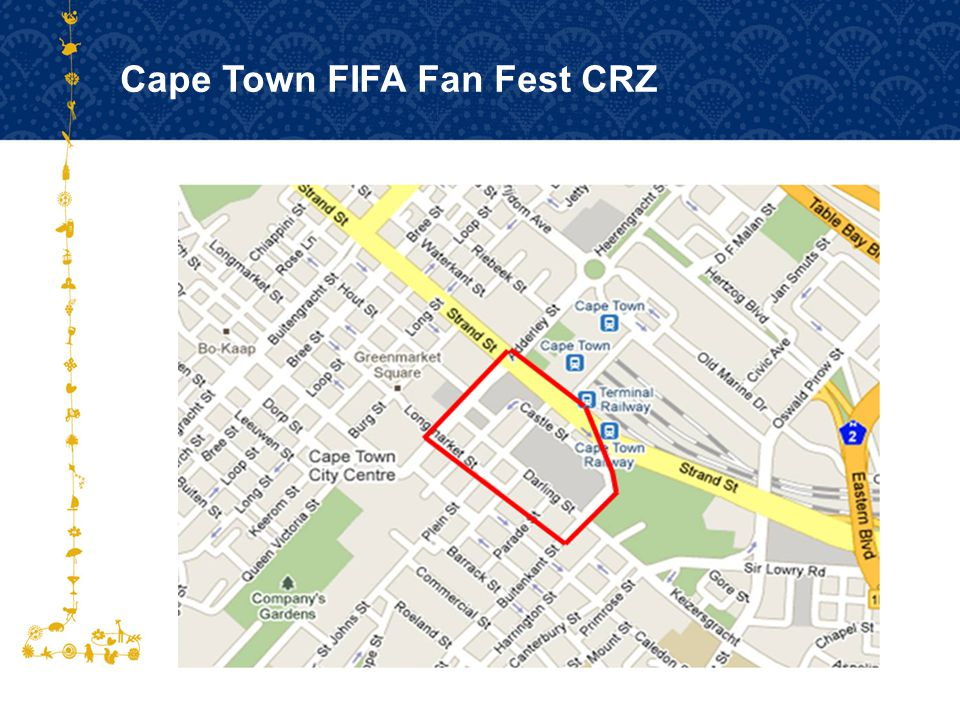 Cape Town FIFA Fan Fest CRZ