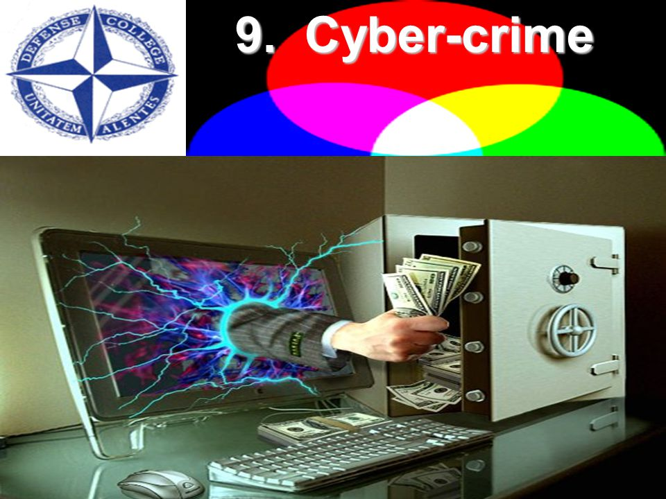 59 9. Cyber crime 9. Cyber-crime
