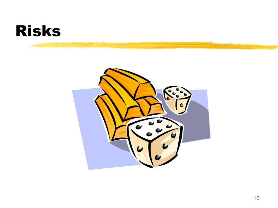 10 Risks