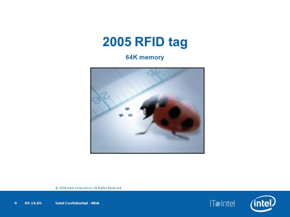 © 2006 Intel Corporation. All Rights Reserved.