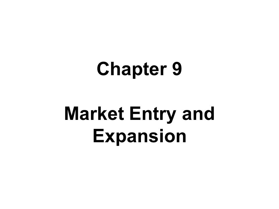 Economic Conditions Economic development –Affects demand characteristics and helps determine potentials for selling certain kinds of products and services.