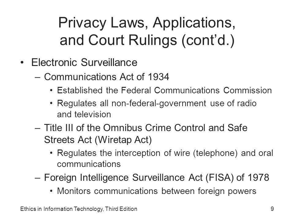 Advanced Surveillance Technology Camera surveillance –U.S.