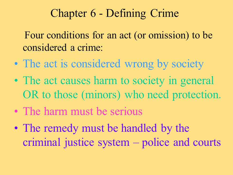 Chapter 6 - Strict Liability Strict Liability Offences - accused may agree that they did the offence BUT can defend themselves by claiming Due Diligence (careful planning to avoid the offence) was used.