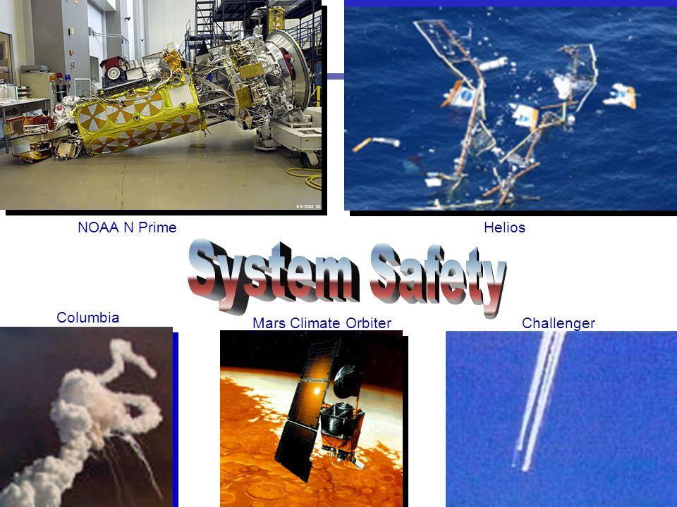 03/11/0842 Challenger Columbia NOAA N PrimeHelios Mars Climate Orbiter