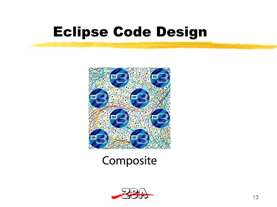 13 Eclipse Code Design