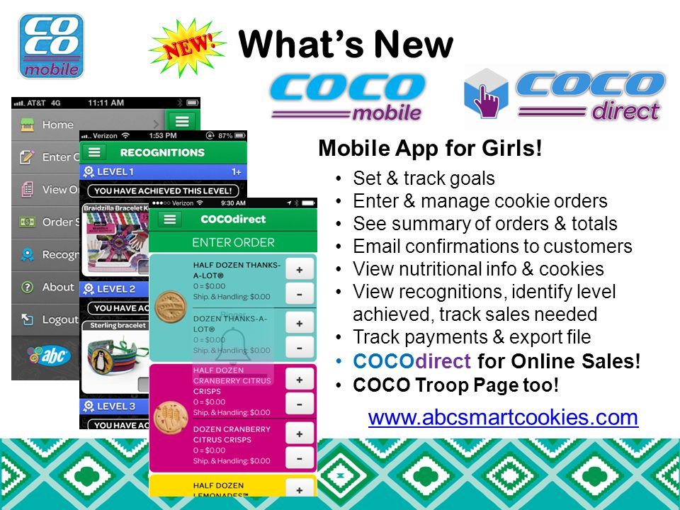 Mobile App for Girls.