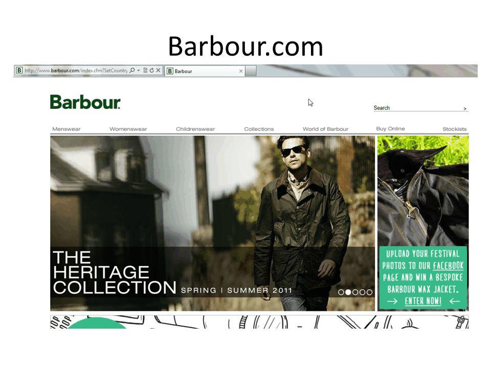 Barbour.com