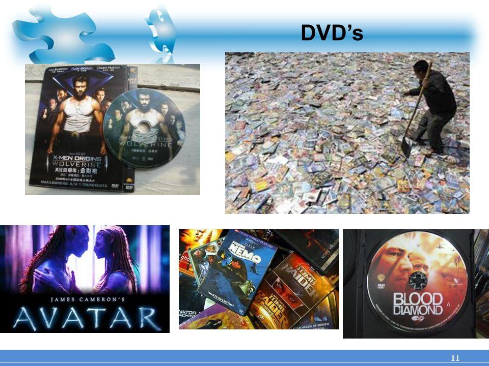 DVD's 11