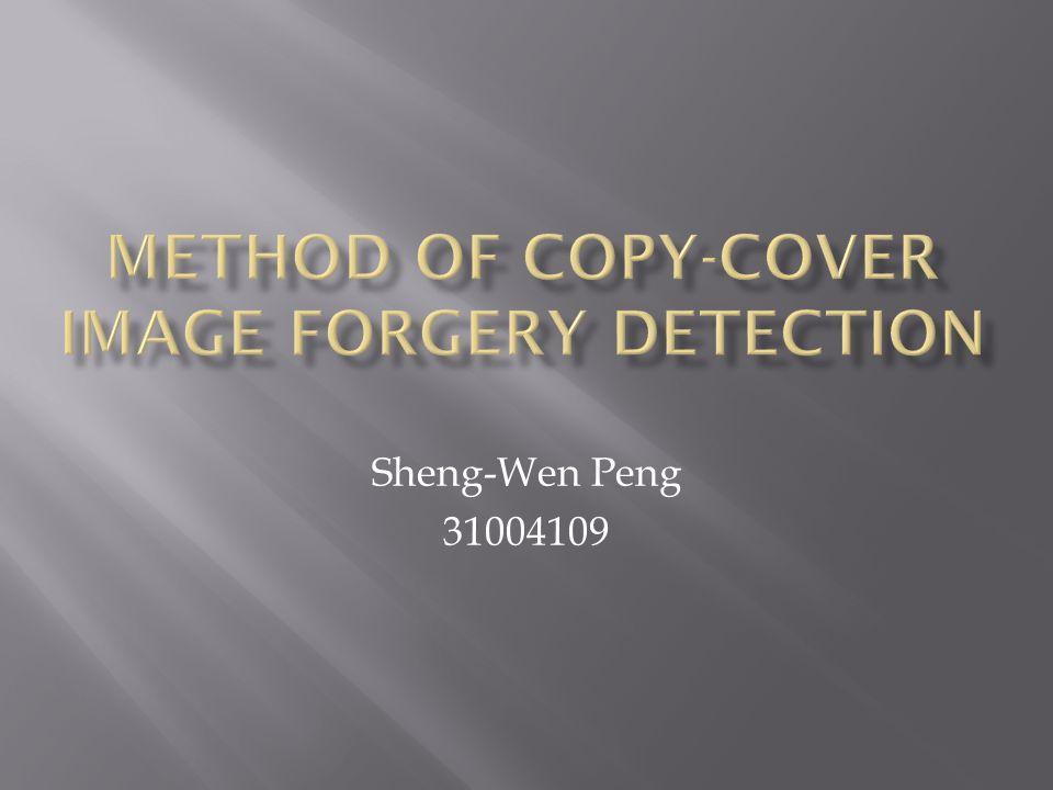 Sheng-Wen Peng 31004109