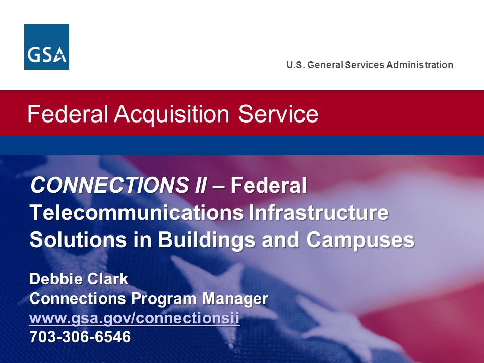 Federal Acquisition Service U.S.