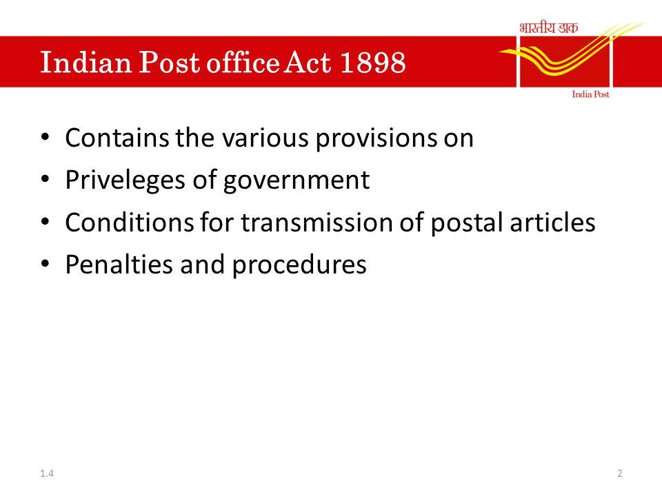 PO SB Manual Vol- II Encashment of Certificates Payment of Annual Interest..