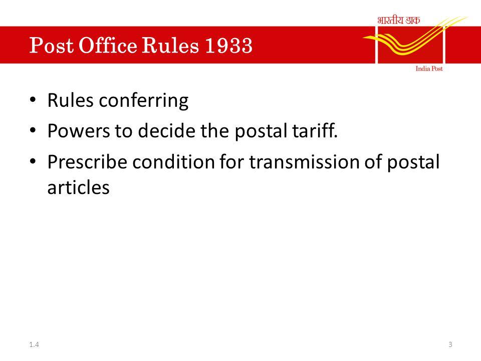 Postal Accounts Manual-Vol-II Savings Bank etc.