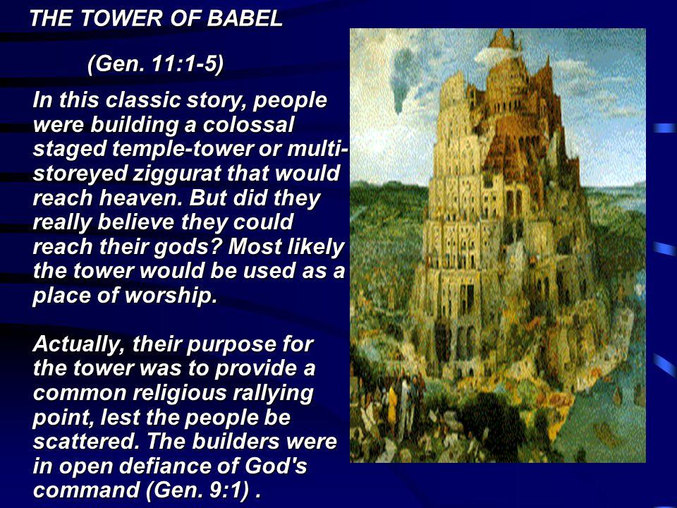 Babylonian & Assyrian Temples 160h