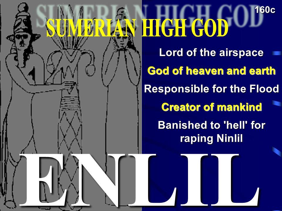 Sumerian-Babylonian gods 160b