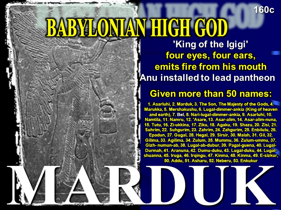 Lord of the airspace Responsible for the Flood Creator of mankind Banished to hell for raping Ninlil God of heaven and earth 160c ENLIL