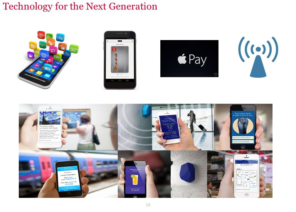 19 Technology for the Next Generation