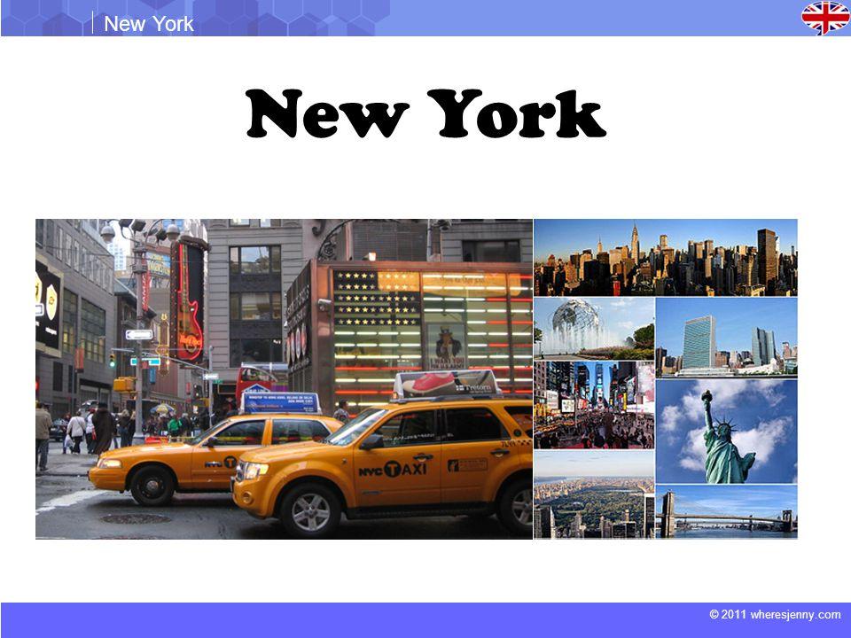 © 2011 wheresjenny.com New York