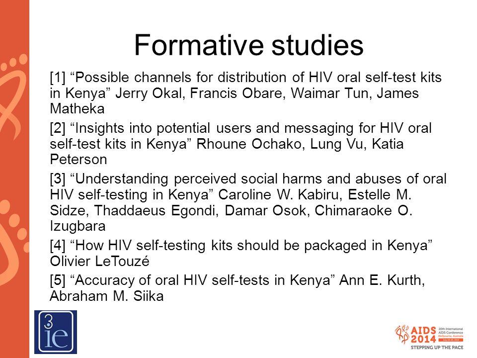 HIV Evidence Initiative Annette N. Brown Anna Heard Eric Djimeu Nancy Diaz