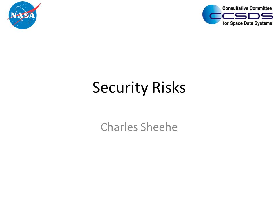 Objective of the risks discussion To recommend that the threat book be updated with the threats to these emergent threats and technologies.