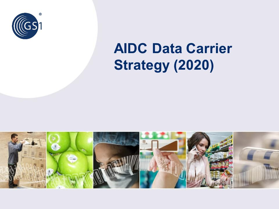 AIDC Data Carrier Strategy (2020)