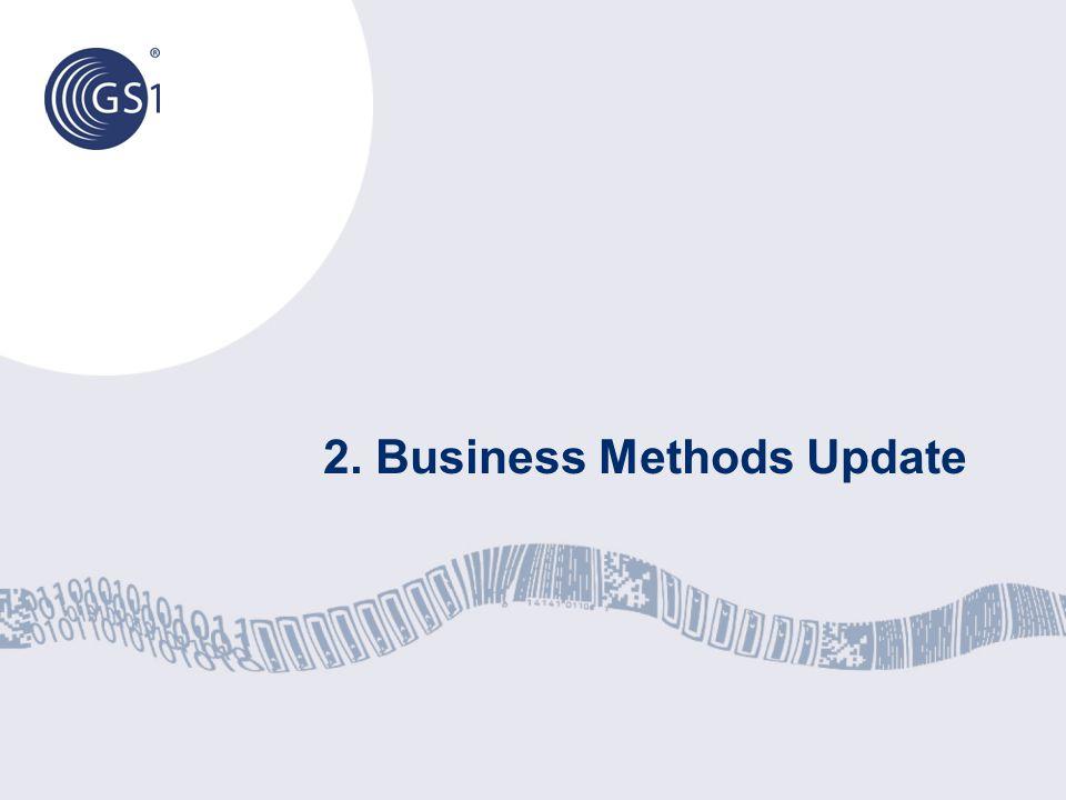 2. Business Methods Update