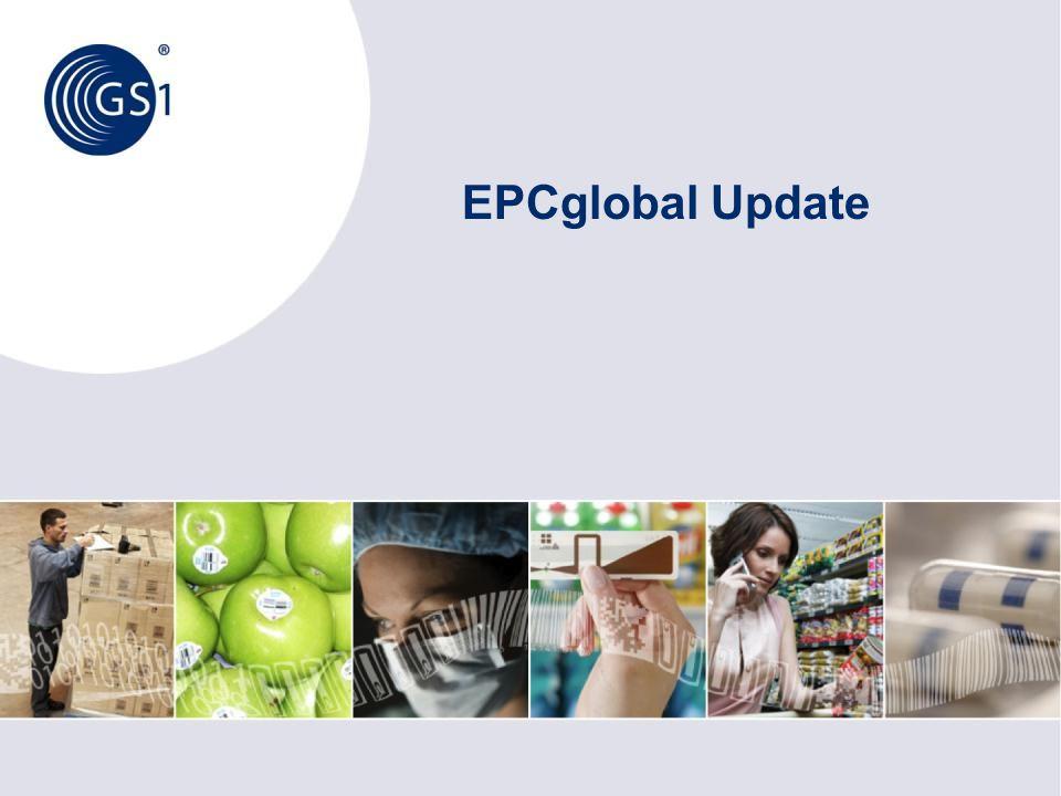 EPCglobal Update
