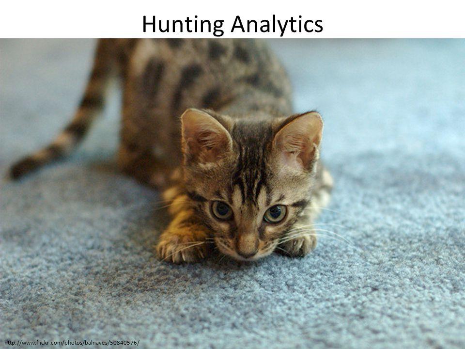 Hunting Analytics http://www.flickr.com/photos/balnaves/50840576/