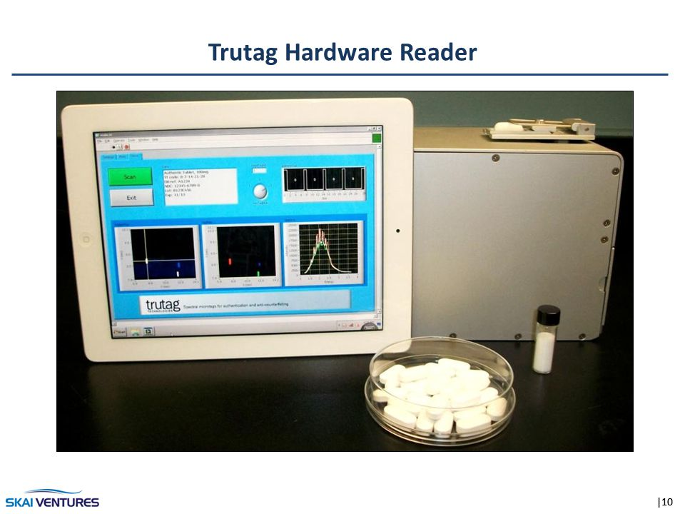 |10 Trutag Hardware Reader