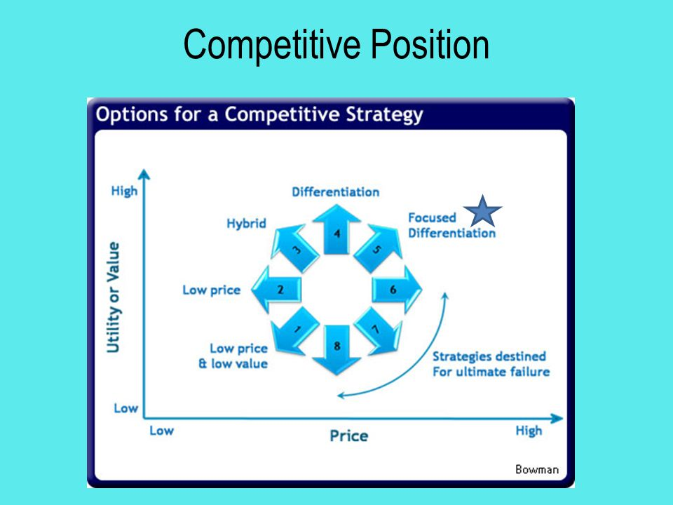 Competitive Position