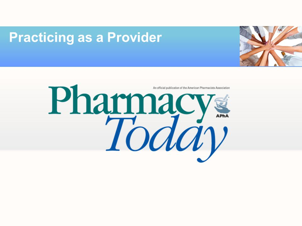 Published Today –http://www.pharmacist.com/pharmacist- manages-complex-chronic-conditions-two- ambulatory-clinicshttp://www.pharmacist.com/pharmacist- manages-complex-chronic-conditions-two- ambulatory-clinics Pharmacist manages complex chronic conditions at two ambulatory clinics