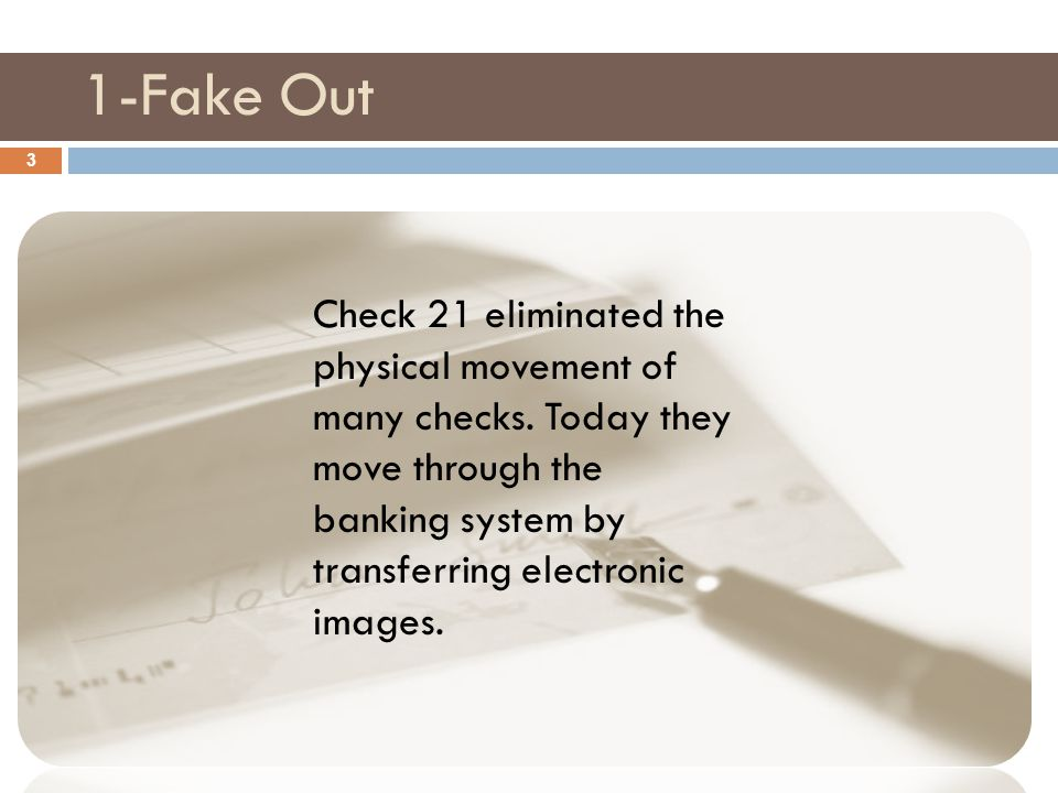 21-Fake Out If you are asked in an email to wire money or make an advance payment for a credit card it is probably a scam.