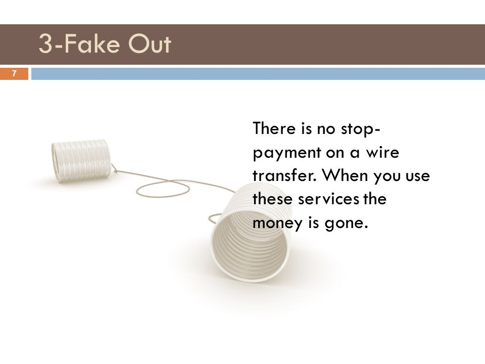 9-Where is 419 anyway.Most counterfeit check frauds and 419 scams originate in Nigeria.