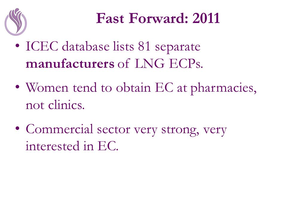 Fast Forward: 2011 ICEC database lists 81 separate manufacturers of LNG ECPs.
