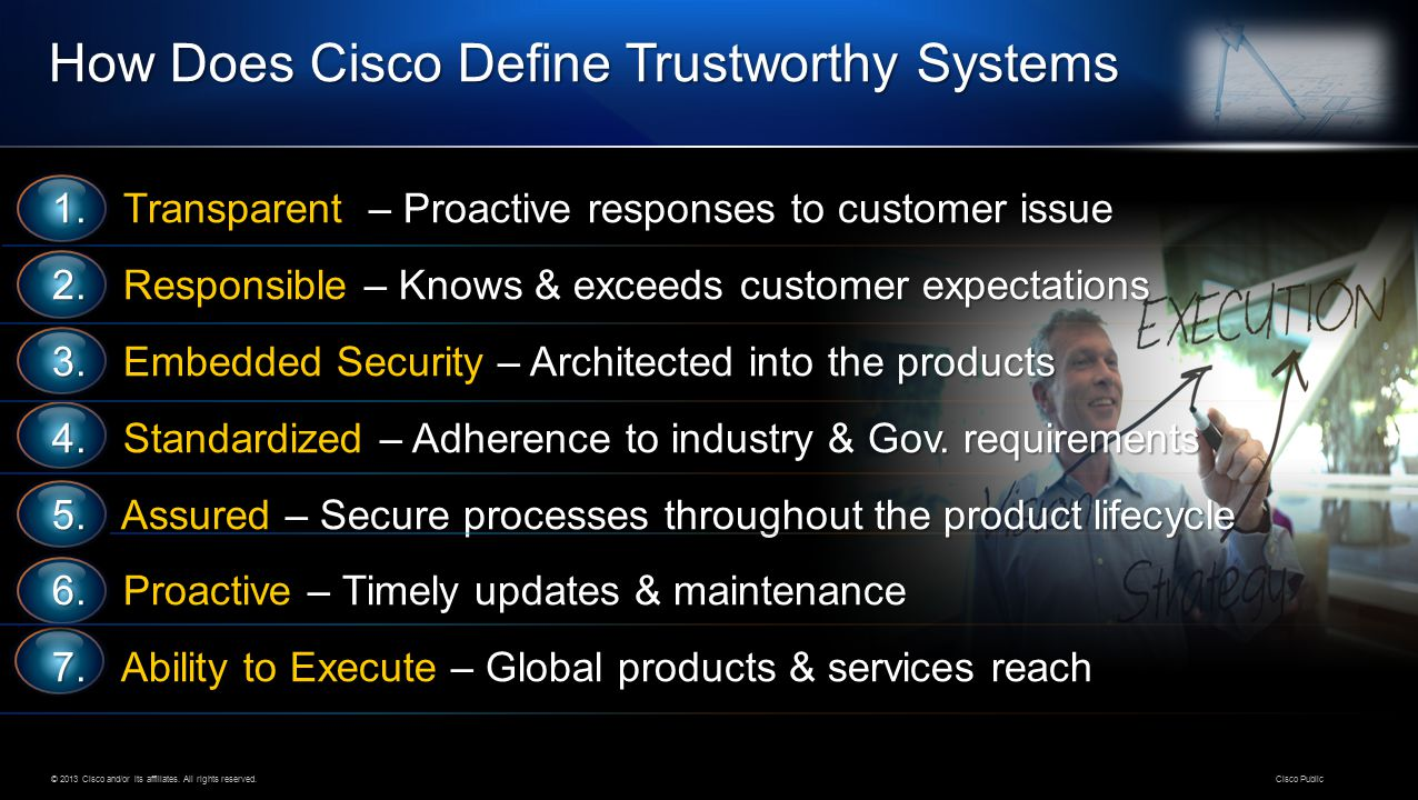 © 2013 Cisco and/or its affiliates.All rights reserved.