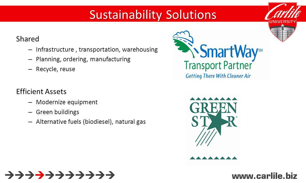 Sustainability Solutions Alternative Power Units Satellite monitoring system SmartWay Transport Partnership Alaska's Green Star program Carlile purchased Kenworth's First Hybrid Tractor in PNW