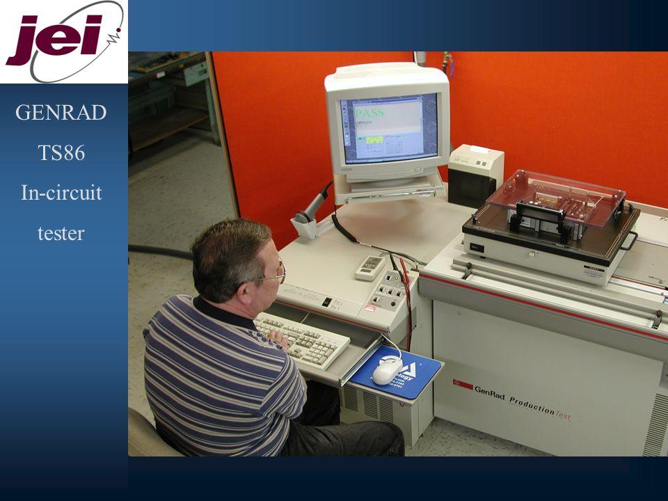 GENRAD TS86 In-circuit tester